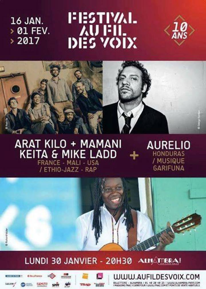ARAT KILO @ Altitude Jazz Festival - Briancon, France