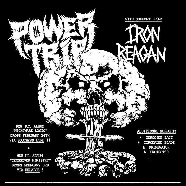 Powertrip Tour Dates