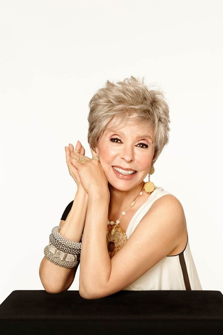 Rita Moreno Tour Dates