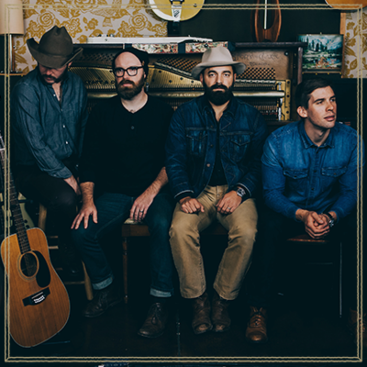 Drew Holcomb & The Neighbors Tour Dates