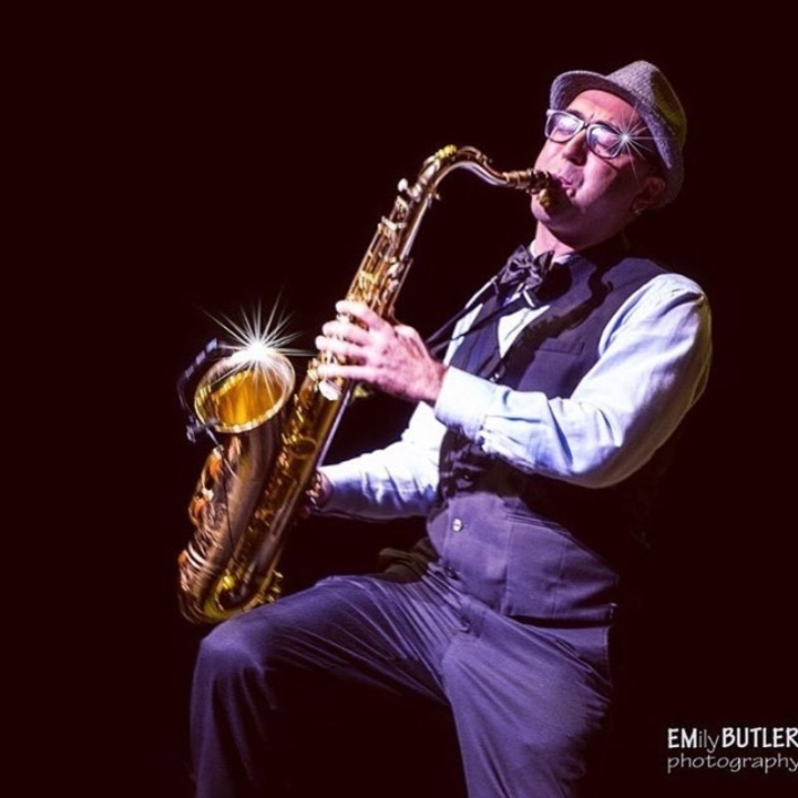 Ben The Sax Guy Tour Dates