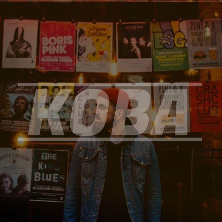 Kôba Tour Dates