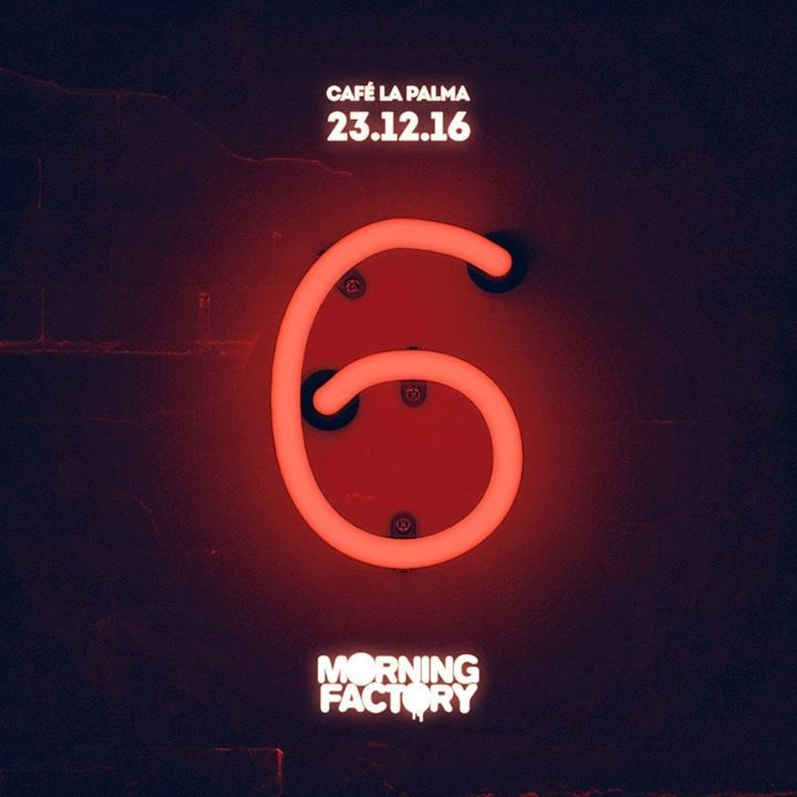 Morning Factory Tour Dates