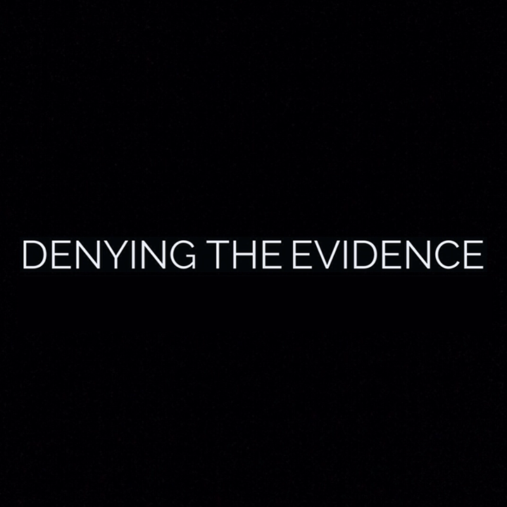 Denying The Evidence - DTE Tour Dates