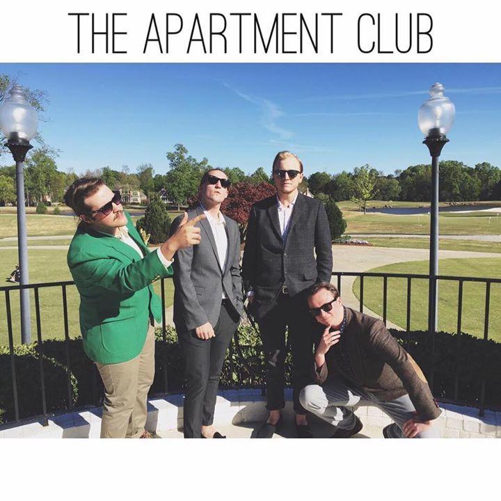 The Apartment Club Tour Dates