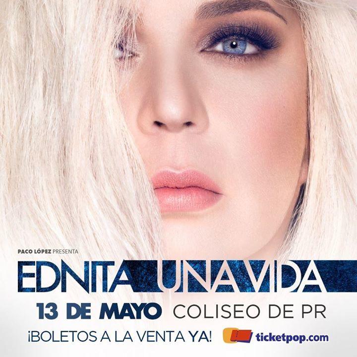 Ednita Nazario Tour Dates