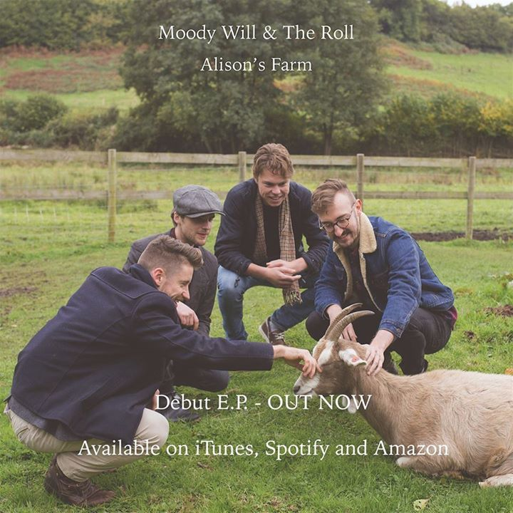 Moody Will & the Roll Tour Dates