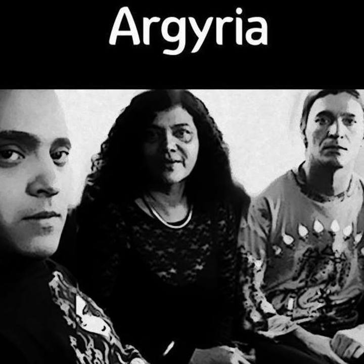 Argyria Tour Dates