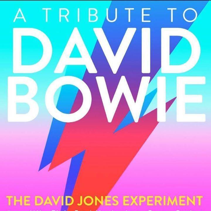 The David Jones Experiment Tour Dates