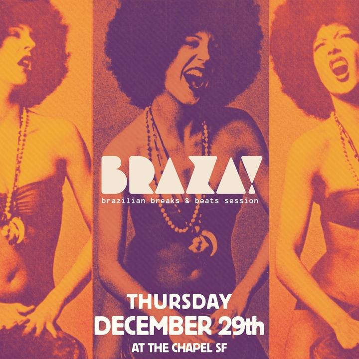 Braza @ Ahoy! Tavern Club - Blumenau, Brazil