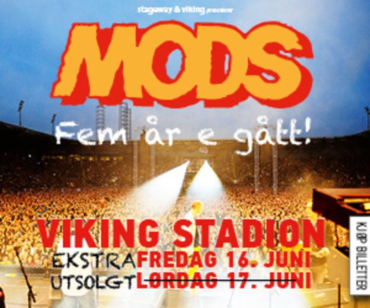 Morten Abel @ MODS @ Viking Stadion - Stavanger, Norway