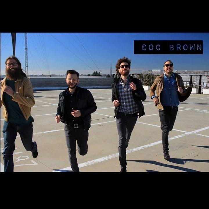 Doc Brown italy Tour Dates