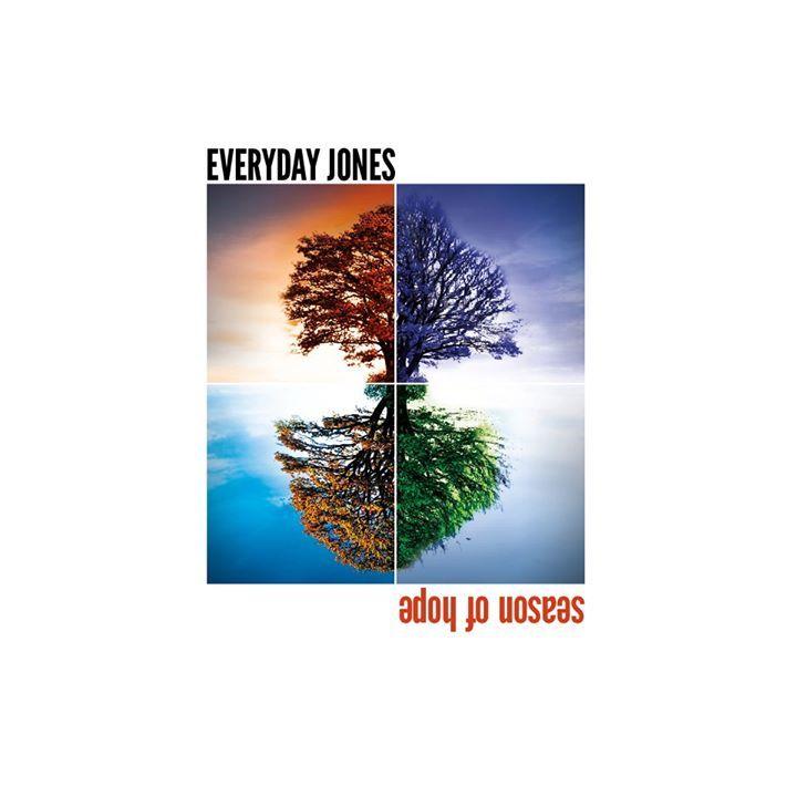 Everyday Jones Tour Dates