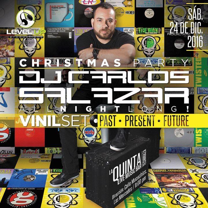 DJ Carlos Salazar Tour Dates
