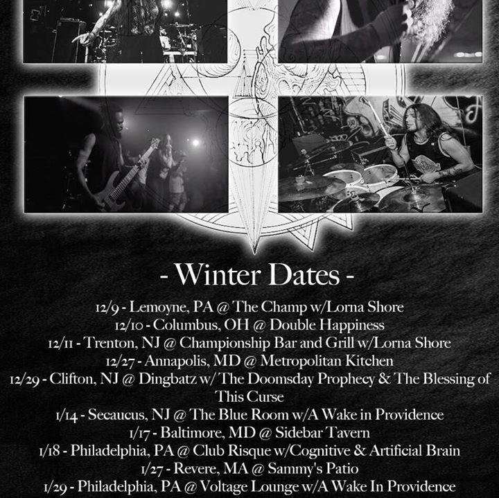 The Machinist Tour Dates