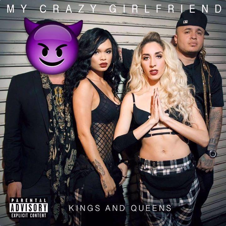 My Crazy Girlfriend Tour Dates
