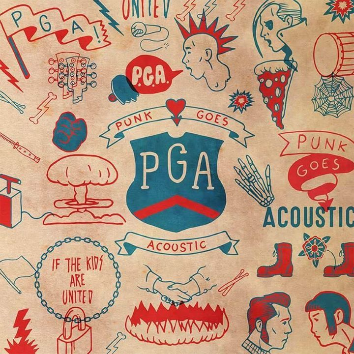 PGA - Italian Punks Go Acoustic Tour Dates