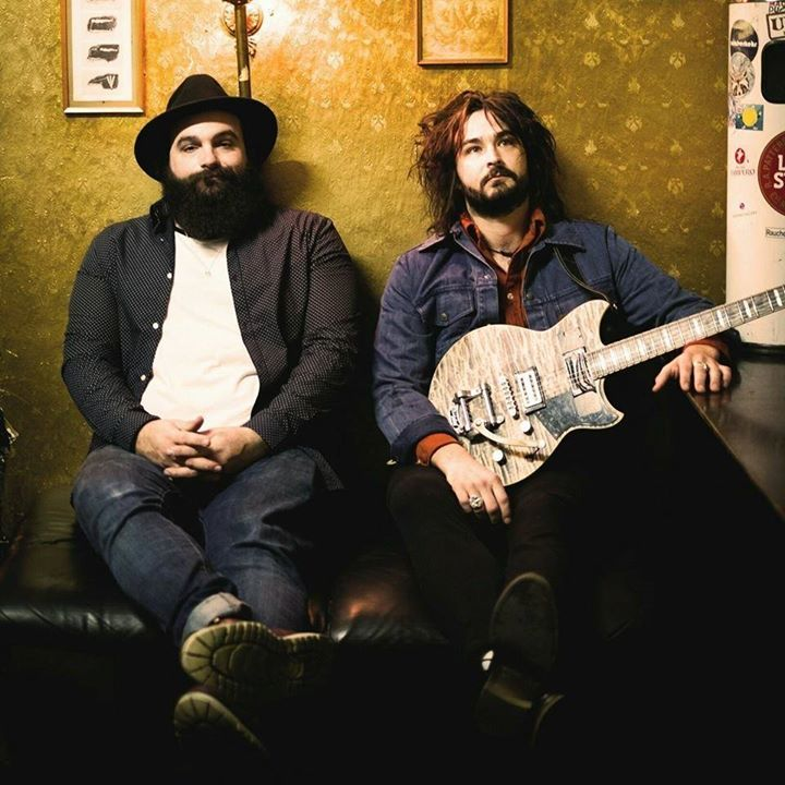 The Graveltones @ Blues Garage w/The Temperance Movement - Hannover, Germany