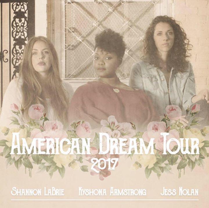 Kyshona Armstrong Music Tour Dates