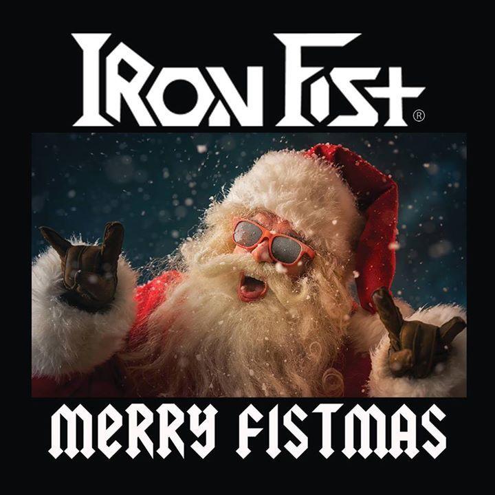 Iron Fist Tour Dates