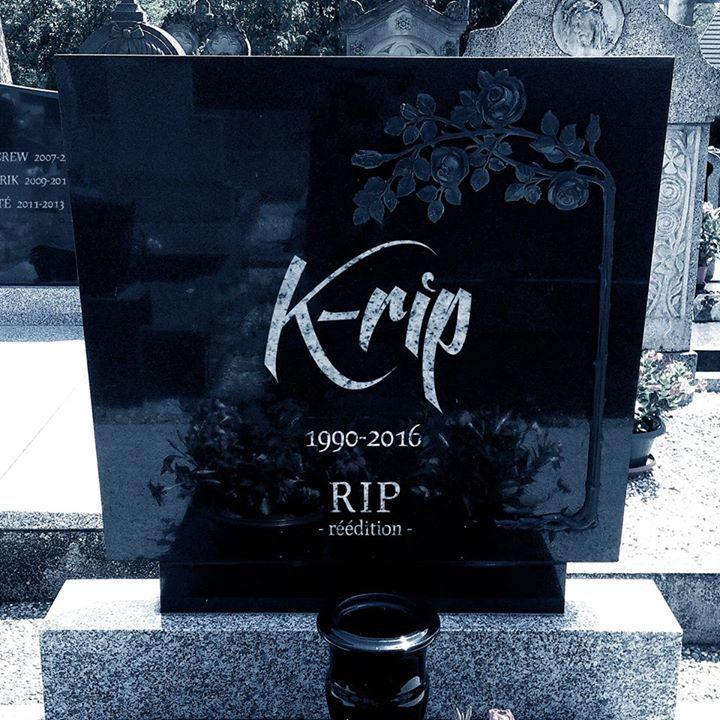 K-rip Tour Dates