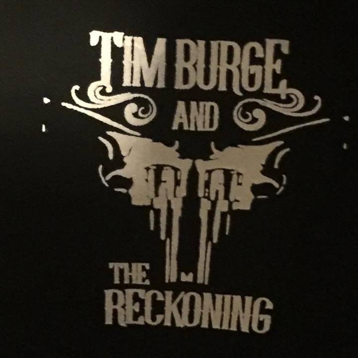 Tim Burge and The Reckoning Tour Dates