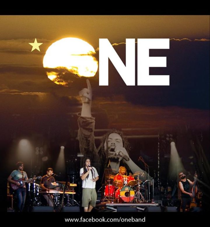 ONE Reggae Band Tour Dates