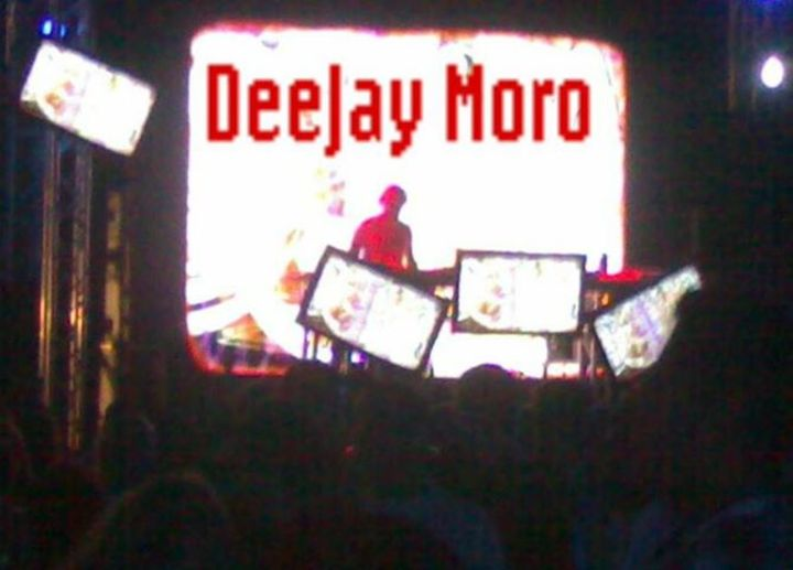 Deejay Moro Tour Dates