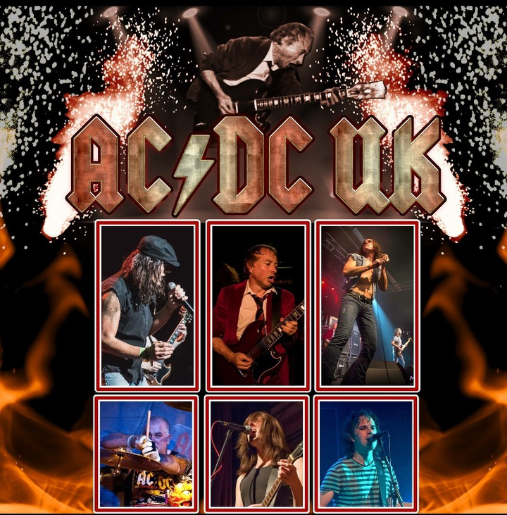 AC/DC UK @ Queen's Hall - Nuneaton, United Kingdom