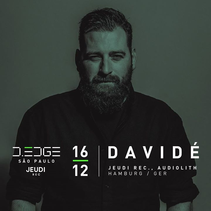 Davide Tour Dates