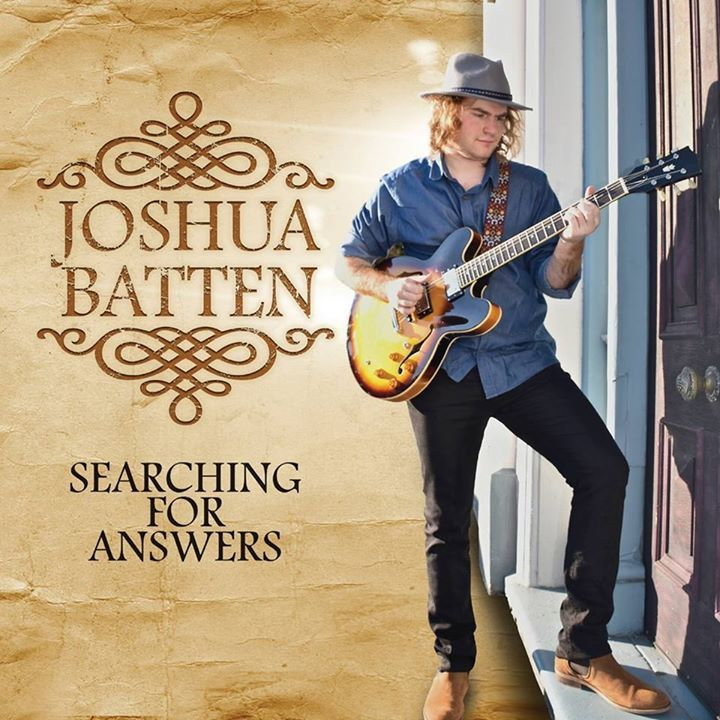 Joshua Batten Tour Dates