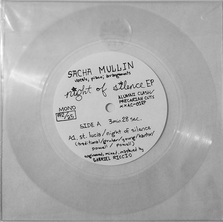 Sacha Mullin Tour Dates