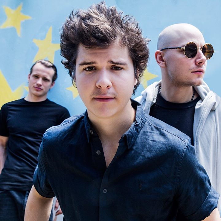 Lukas Graham @ SAP Center - San Francisco, CA