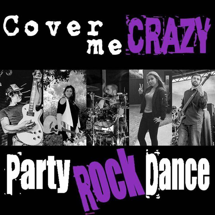 Cover Me Crazy Tour Dates