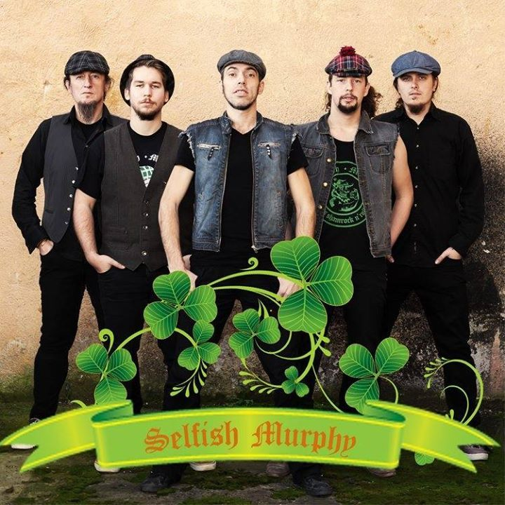 Selfish Murphy - irish shamrock & roll Tour Dates