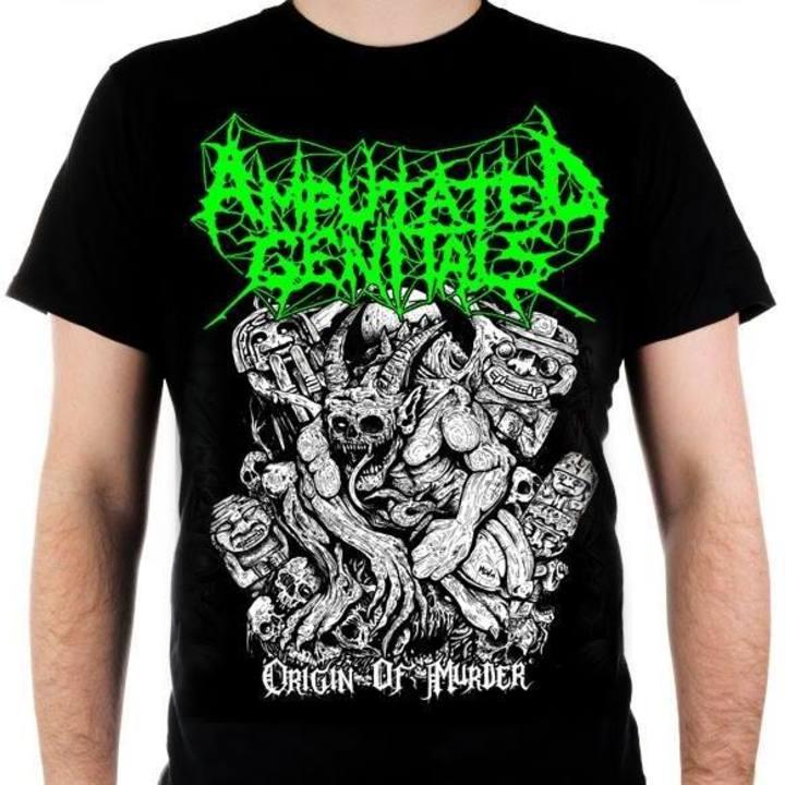 Amputated Genitals Tour Dates
