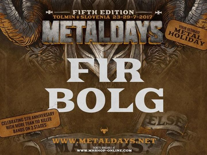 Fir Bolg Tour Dates
