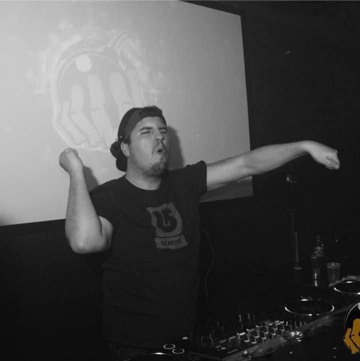 Dj Opsyde @ Mythic club - Fribourg, Switzerland