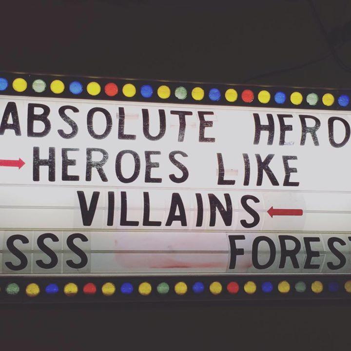 Absolute Hero Tour Dates