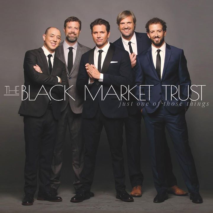 The Black Market Trust Tour Dates