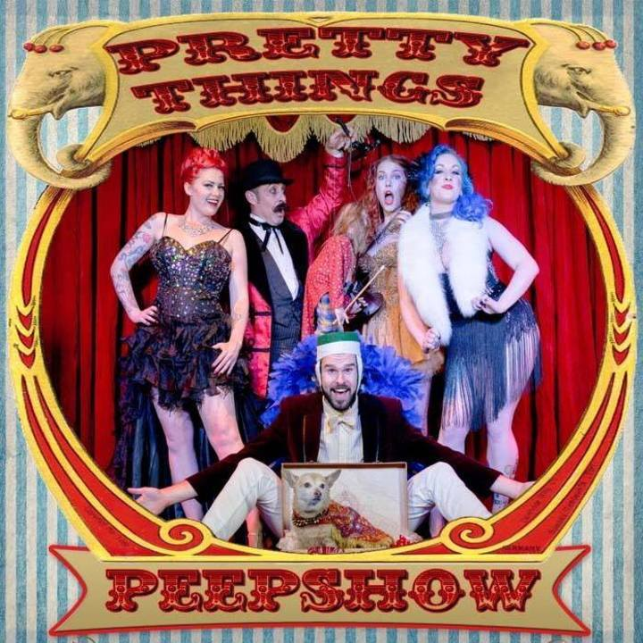 Pretty Things Peepshow Tour Dates
