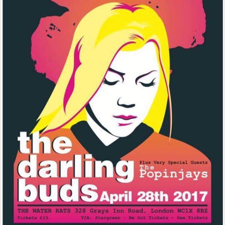 The Darling Buds Tour Dates