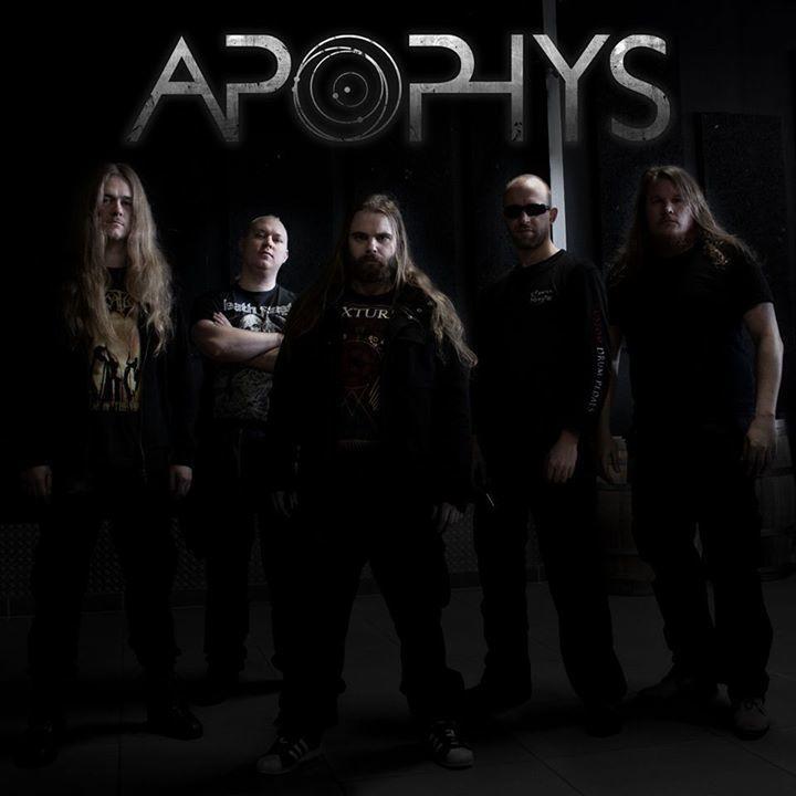 Apophys Tour Dates