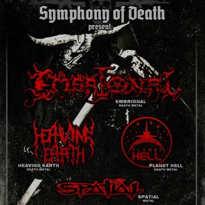 Spatial Tour Dates
