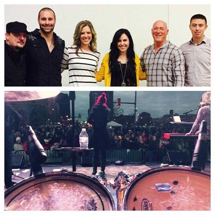Amanda Jones & The Family Band Tour Dates