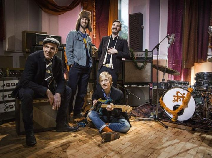 Kula Shaker @ Albert Hall - Manchester, United Kingdom