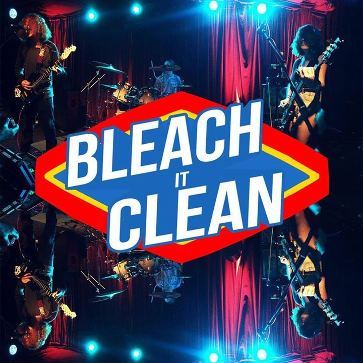 Bleach it clean Tour Dates