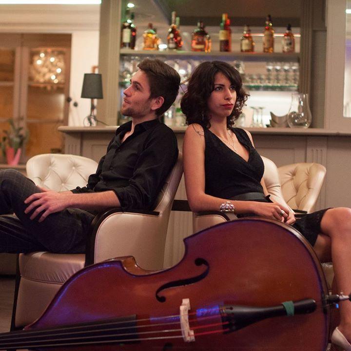 Amande & Miel music @ Librairie tartinerie l'Escale - Aurignac, France