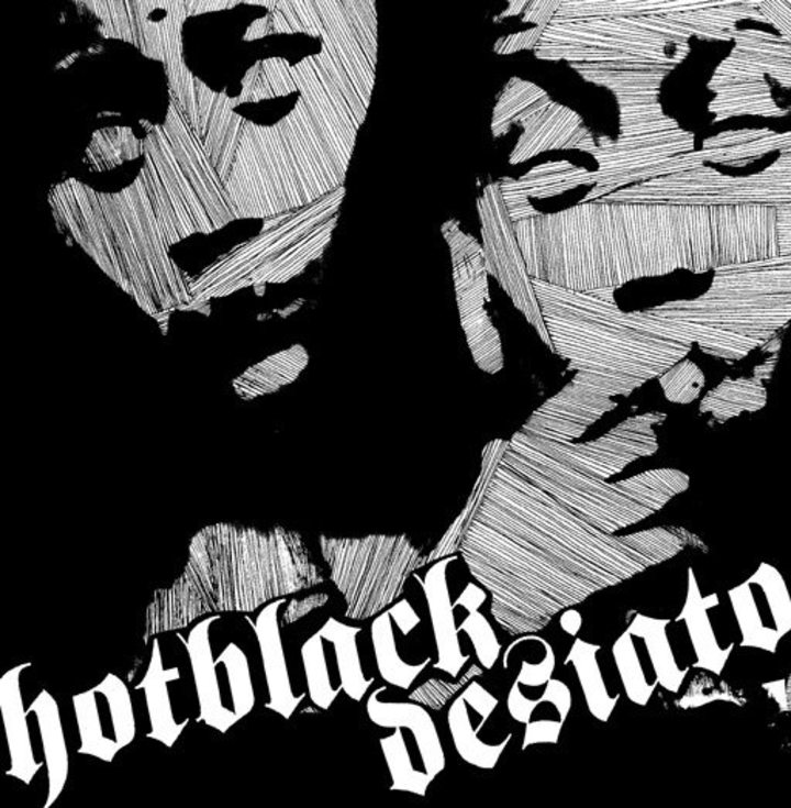 Hotblack Desiato Tour Dates