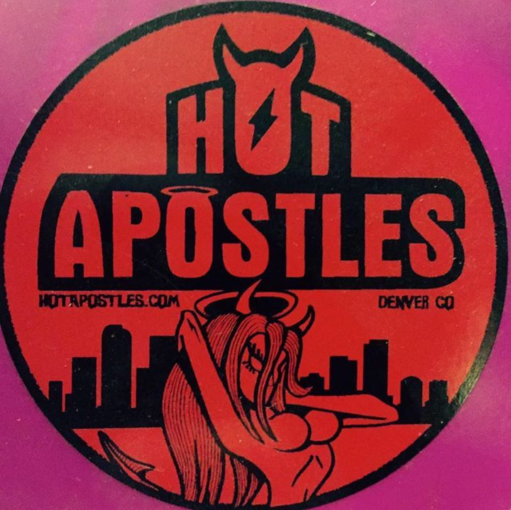 Hot Apostles @ Hodi's Half Note - Fort Collins, CO